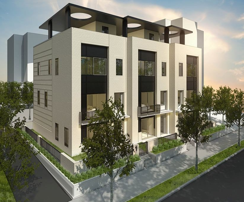 The Oculus Townhomes