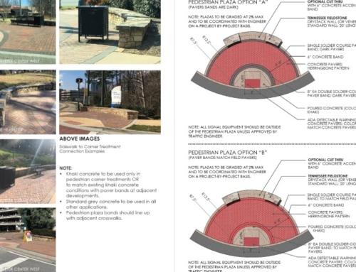 PCIDs Public Space Standards