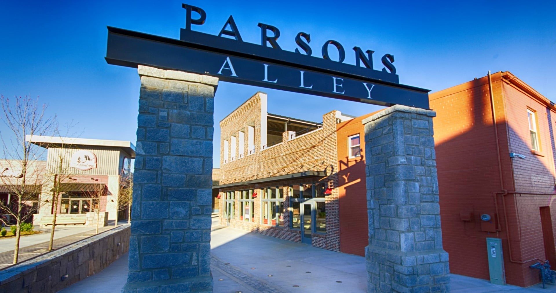 Parsons Alley Duluth Georgia