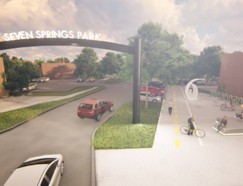 City of Powder Springs Town Green & Gateway Sign