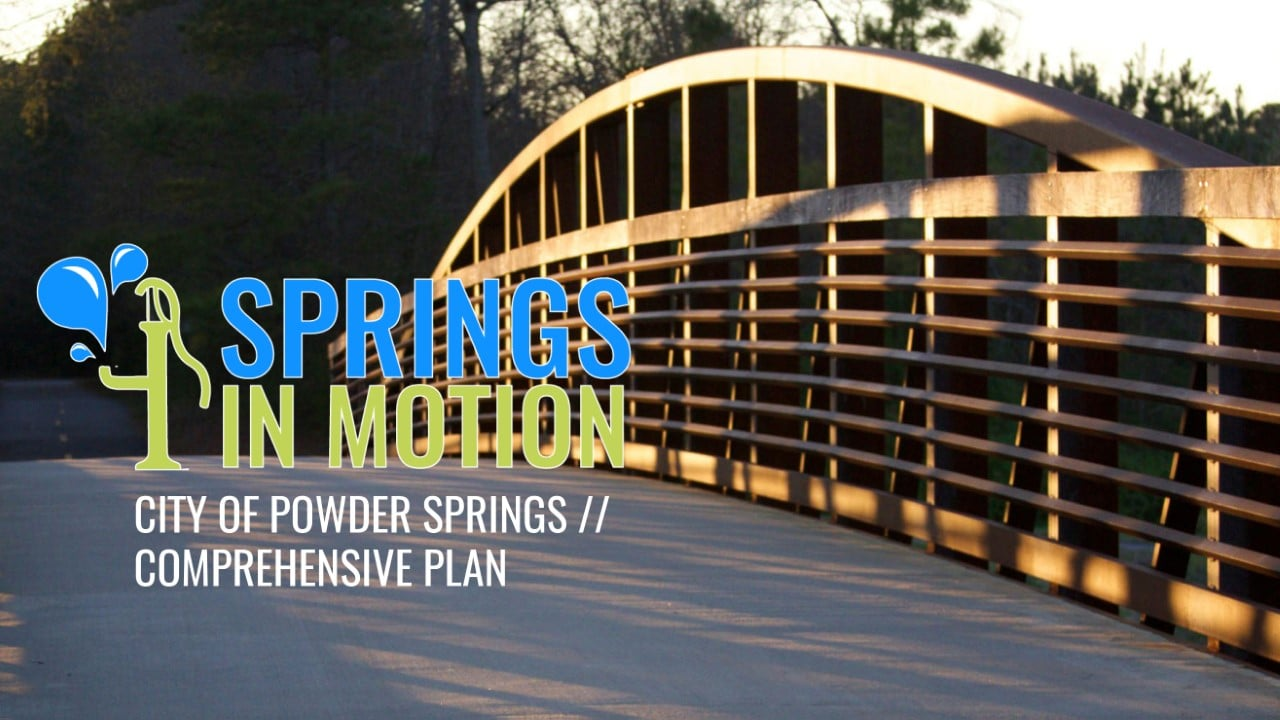 Powder Springs Place Based Branding