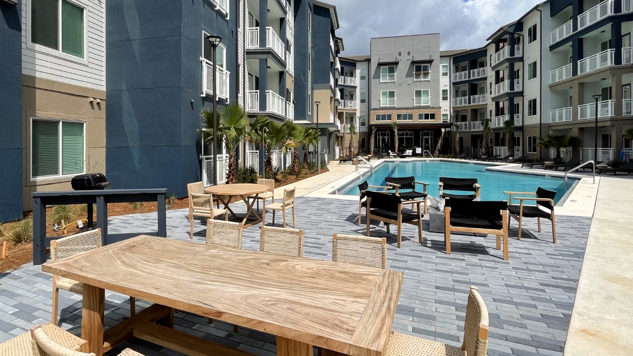 Inspire Apartments Landscape Architecture