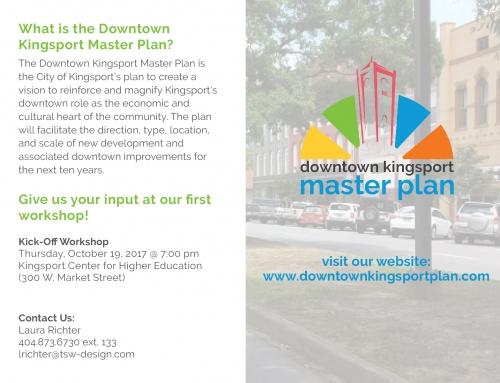 Downtown Kingsport Master Plan Kick-off