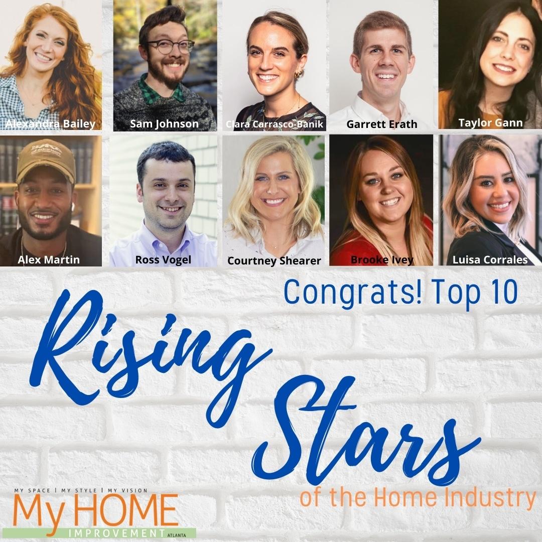 Top 10 finalist