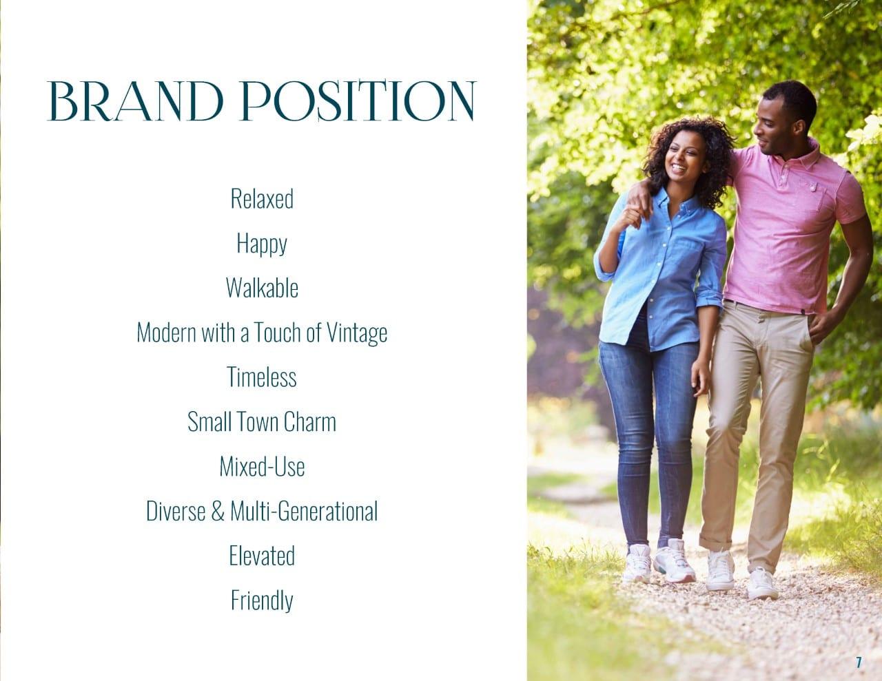 Rose & Main Brand Standards - Place Based Branding Position