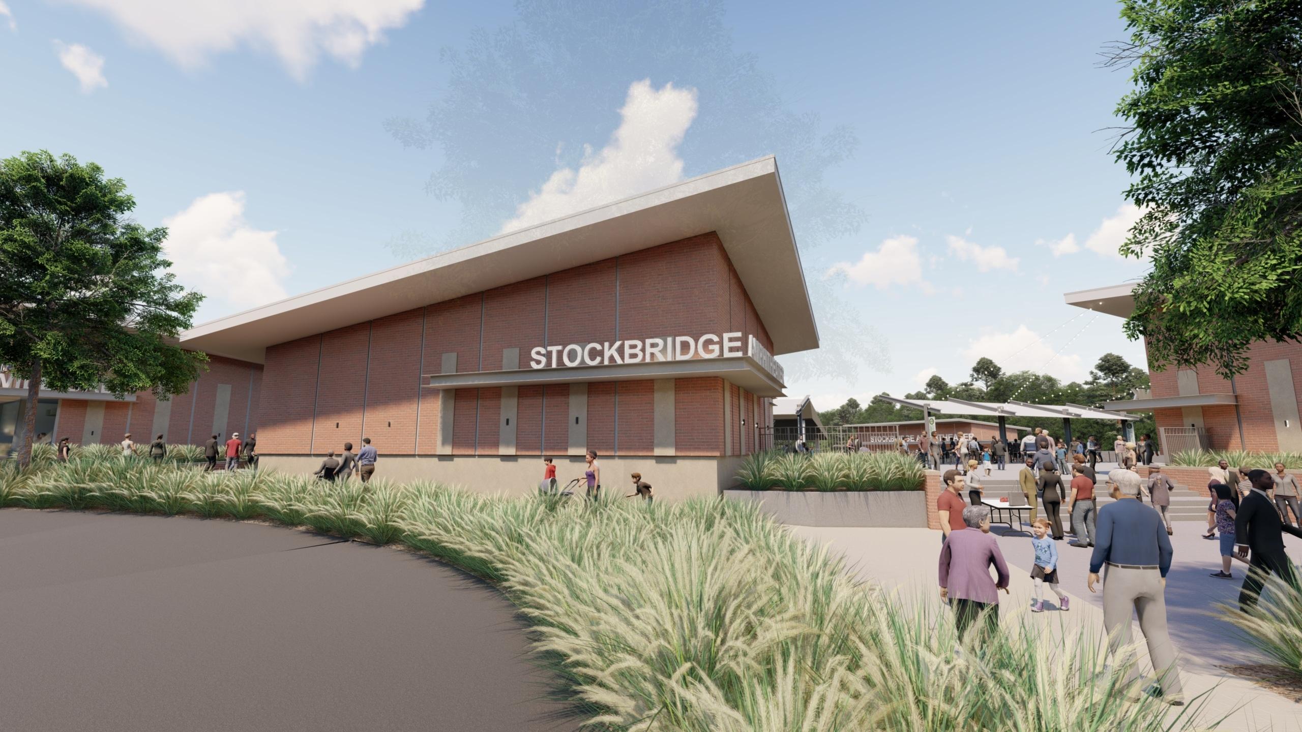 Stockbridge Amphitheater and Park