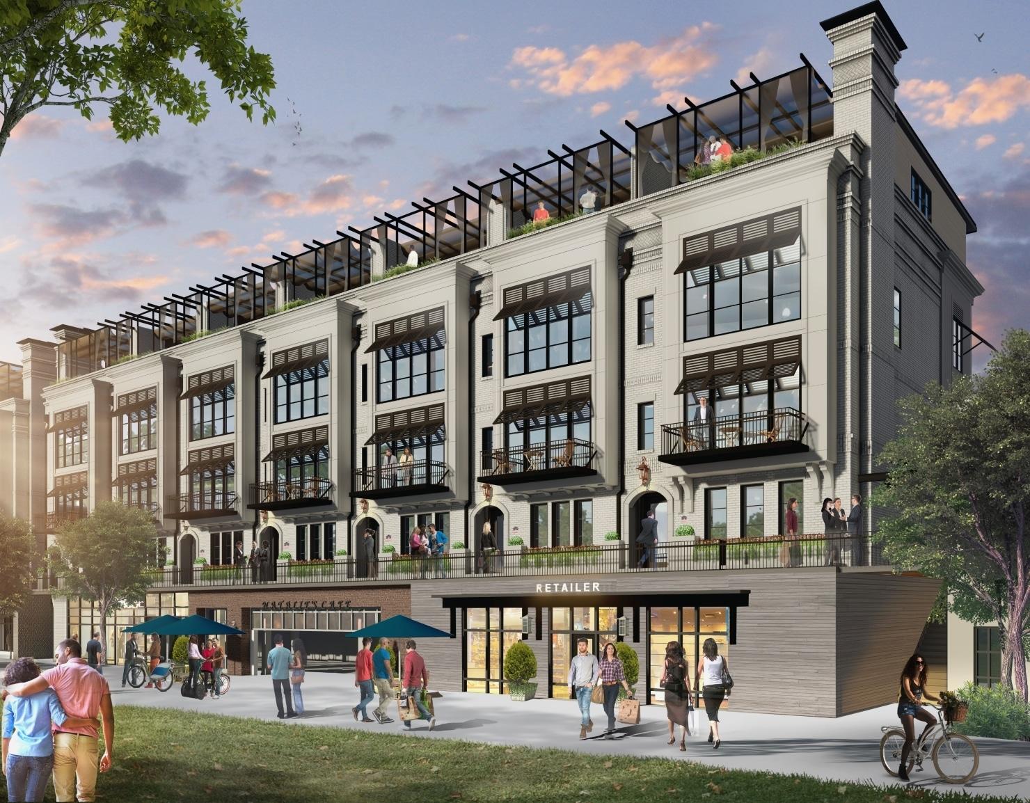 Studioplex Beltline Retail & Townhomes