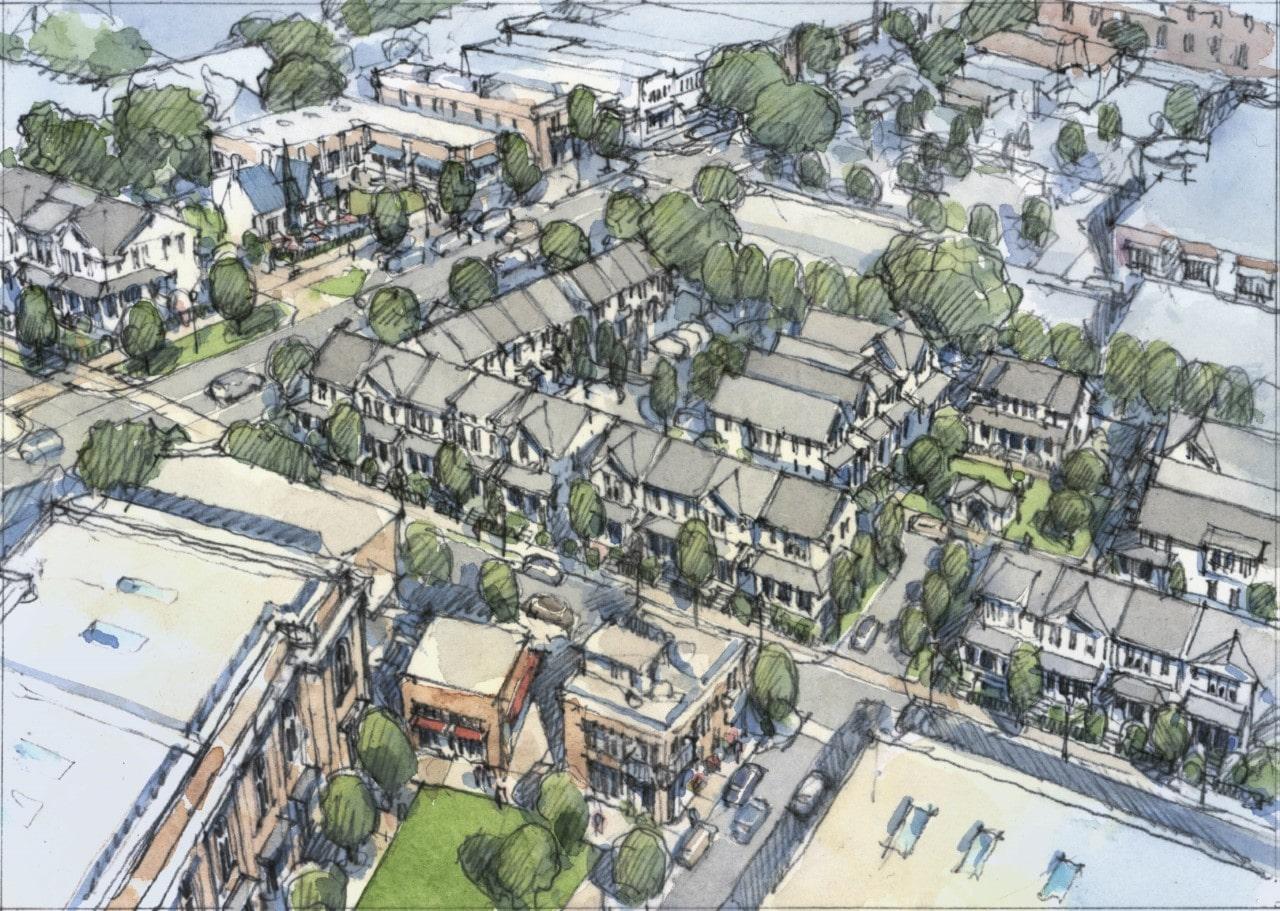 Sumter downtown master plan
