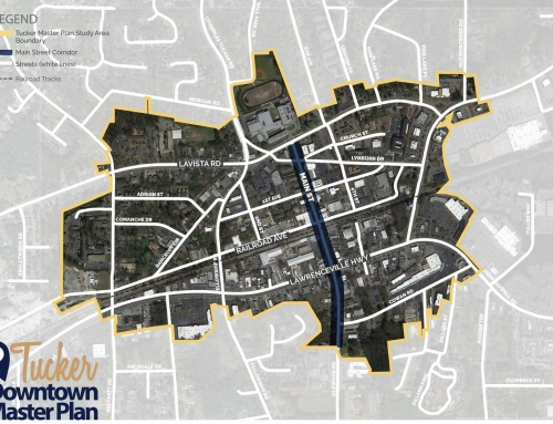 Tucker Downtown Master Plan Update