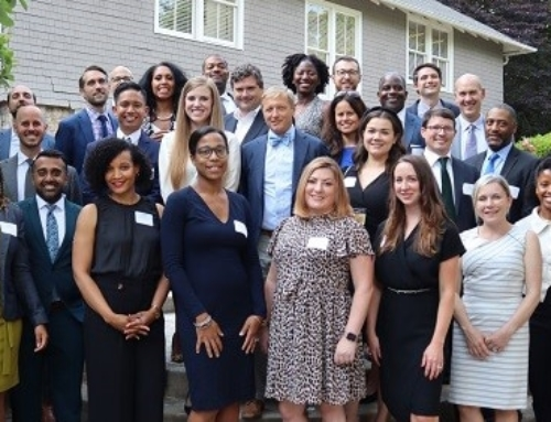 Congratulations to David Lintott and the ULI Atlanta Leadership Class of 2021!