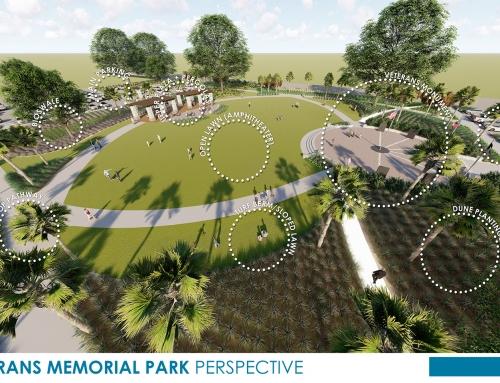 Veterans Memorial Park Concept