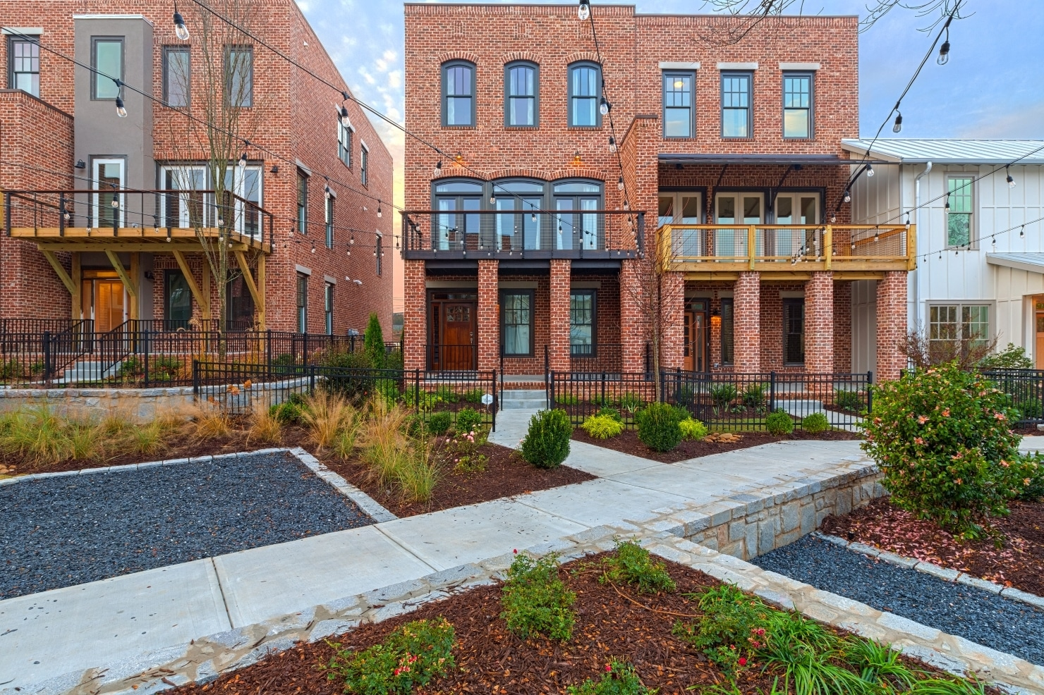Westside Station Courtyard Townhomes