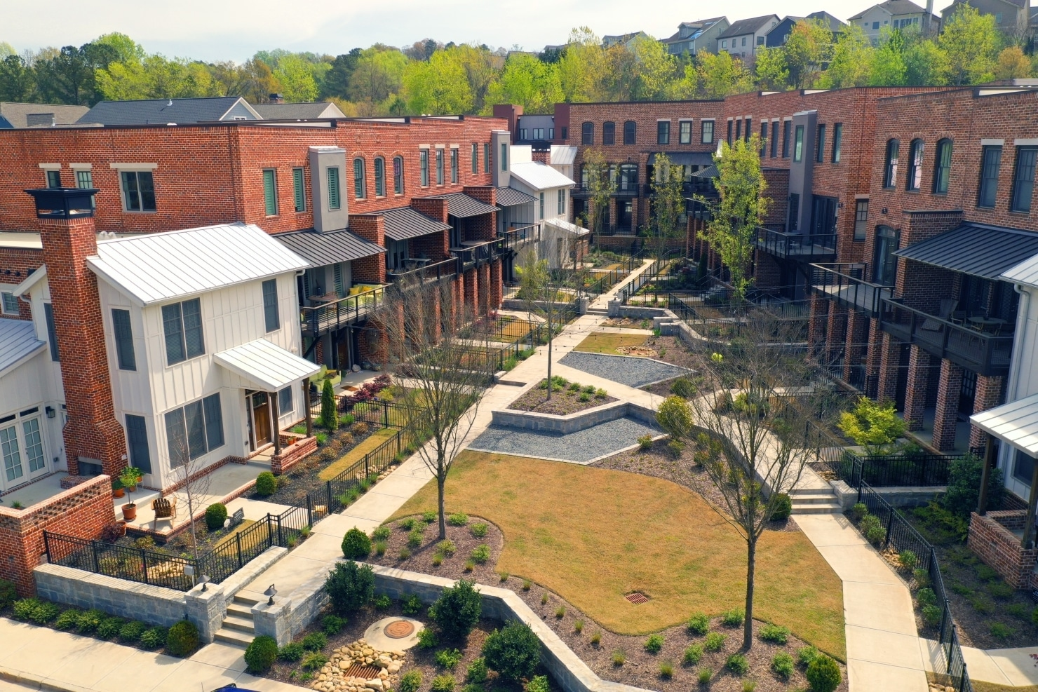 Westside Station Mews Townhomes