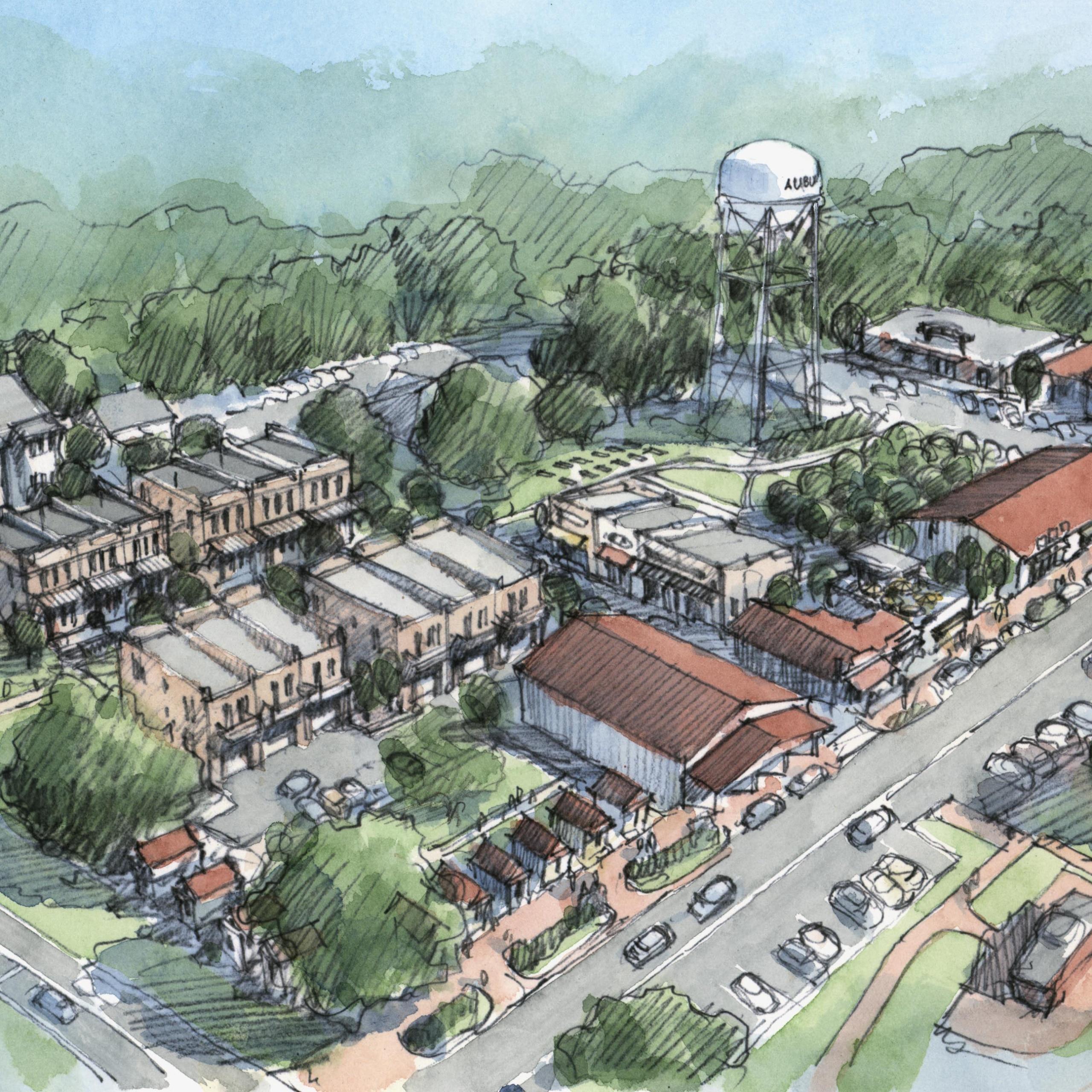 "City of Auburn, Georgia, Named ""Visionary City"""